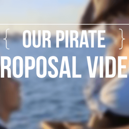 Pirate themed proposal