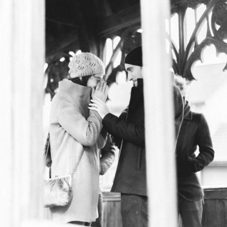 Aref & Melissa - The proposal