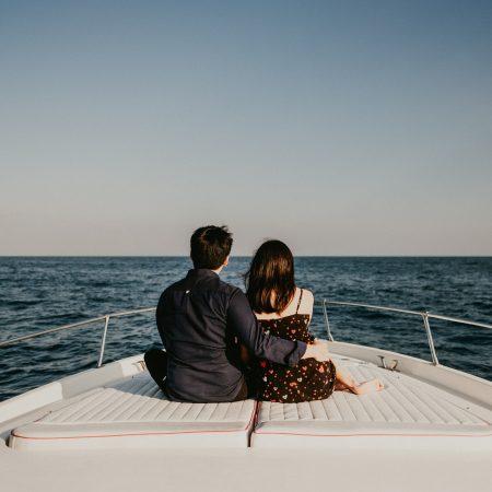 proposing in positano